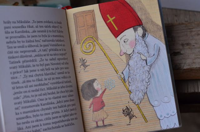 syroovka: knížky pro Skřítky  Vánoční přání