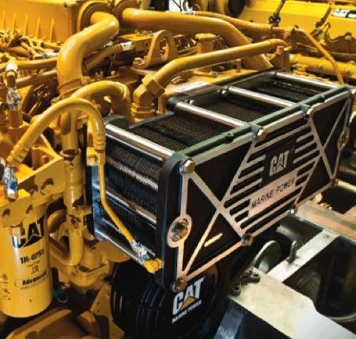 10 Best Cat Marine Systems Images On Pinterest Engine Diesel