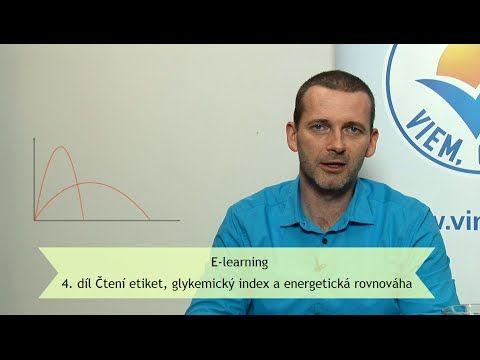 E-learning: 4. díl Čtení etiket, glykemický index a energetická rovnováha