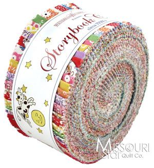 Storybook-Classics-Jelly-Roll-by-Whistler-Studios-for-Windham-Fabrics-SKU#-JR-48