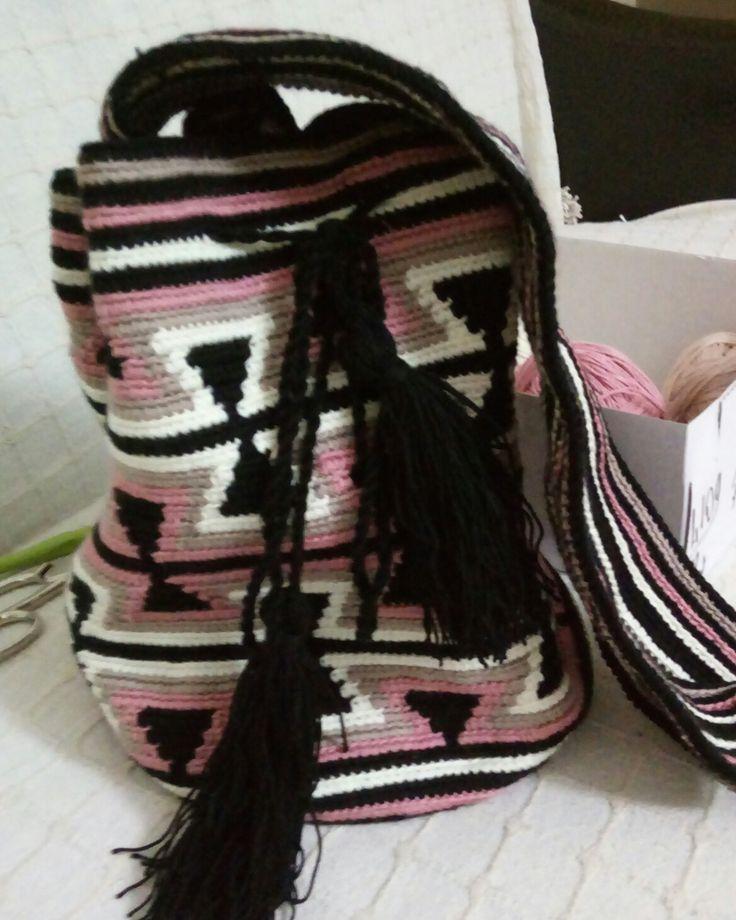 wayuu mochilla bag çanta