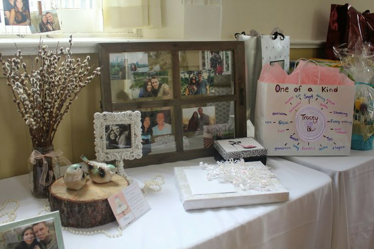 Wedding Gift And Card Table Ideas : bridal shower // card and gift table decor ideas: Shower Ideas, Gift ...