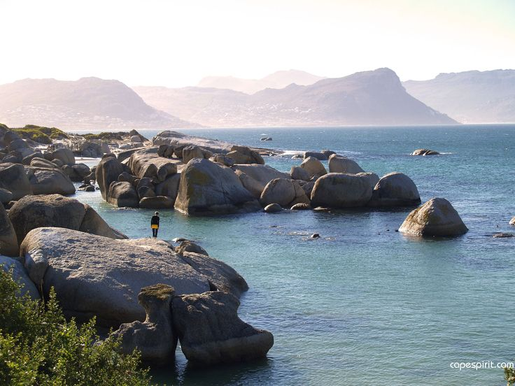 The Mountains and Beaches of False Bay ♥