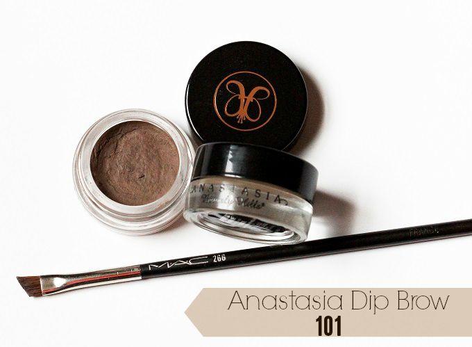 Love, Shelbey: How to Use Anastasia Dip Brow (Brow Routine)