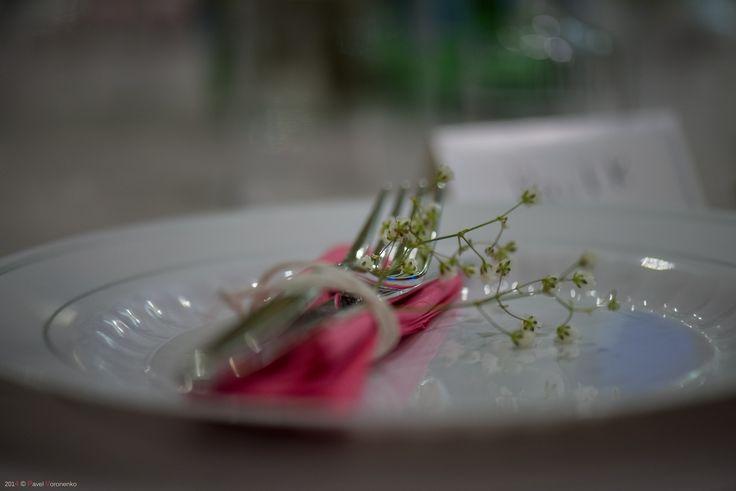 Photo of Setting Up by Pavel Voronenko  #PavelVoronenko #decoration #detail #dining