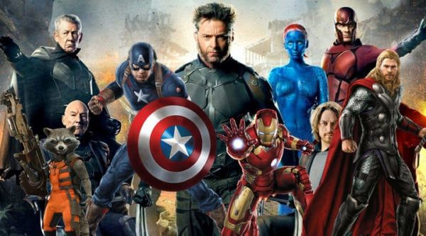 Marvel S X Men Movie Won T Release Until Mcu Phase 6 Superhero Breakout Man Movies Marvel Fantastic Four Movie