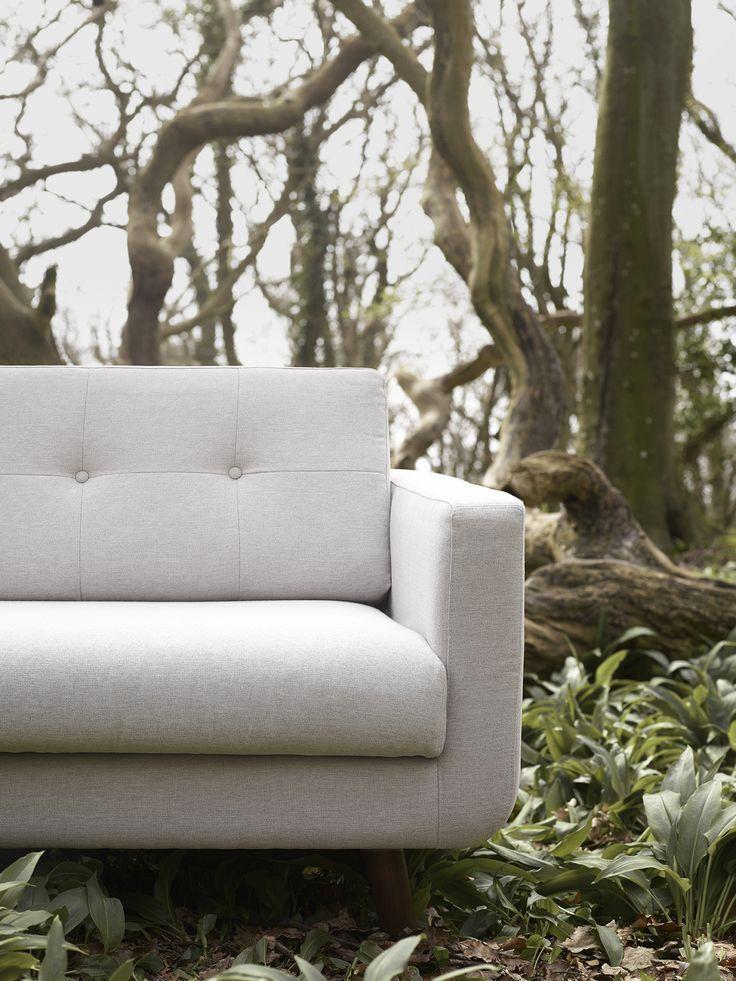 Conrad, 3 seater sofa #sofacompany