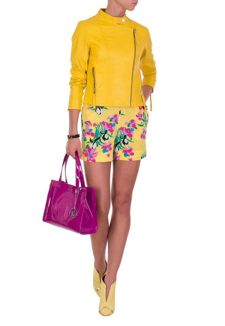 Интернет-магазин Elyts предлагает купить желтую куртку P.A.R.O.S.H. по цене 44900 рублей. Бесплатная примерка перед покупкой.…