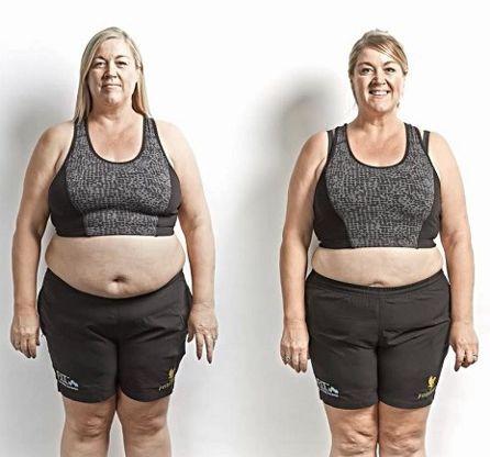 Tartós fogyás - fogyókúra 40 felett - zsírbontás a FIT1 programmal