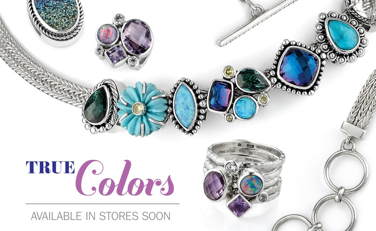 Family & Co. Jewelers is proud to carry Lori Bonn and her