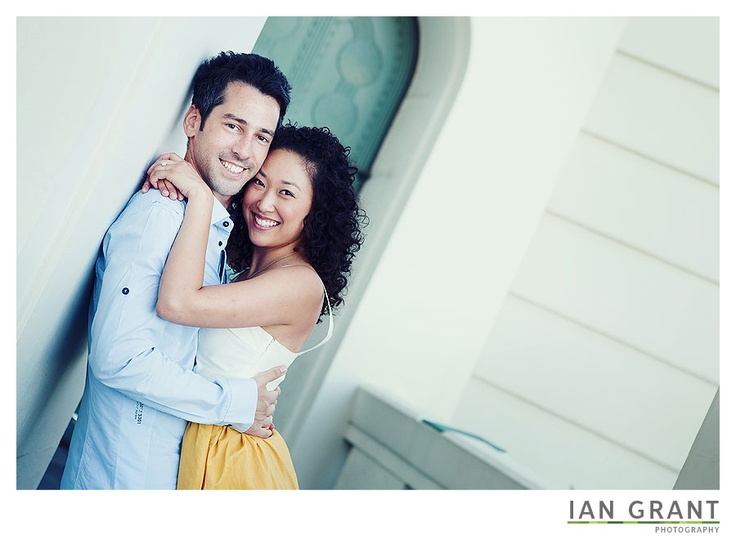 Griffith Park Observatory Engagement Photos – Molly and Sam
