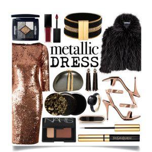 Heavy Metal: Metallic Dresses