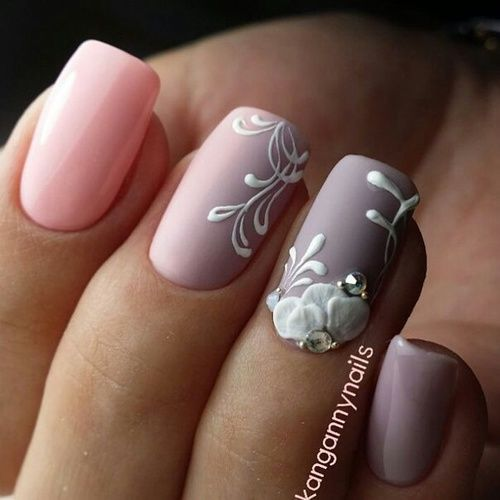 Best 25 3d nail art ideas on pinterest xmas nails grey nail art ms prinsesfo Gallery