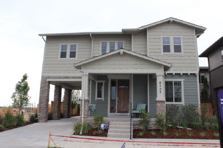 Standard Pacific Homes just released 10 new lots in Stapleton!  Check out this blog post for all the details.