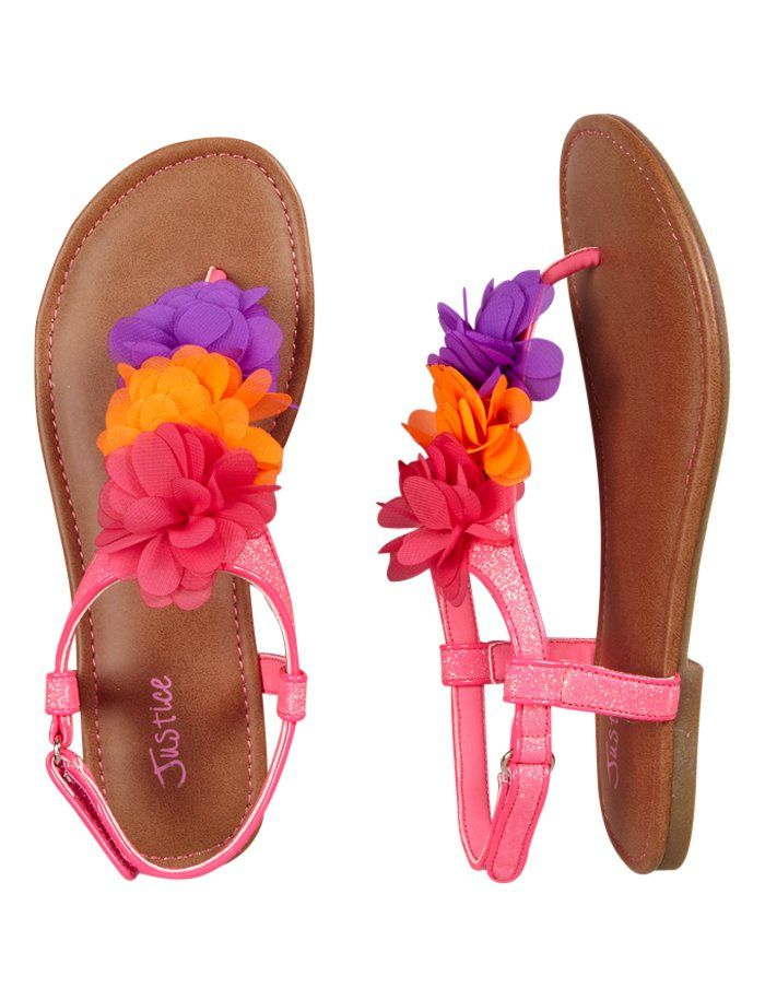 Justice shoes for girls