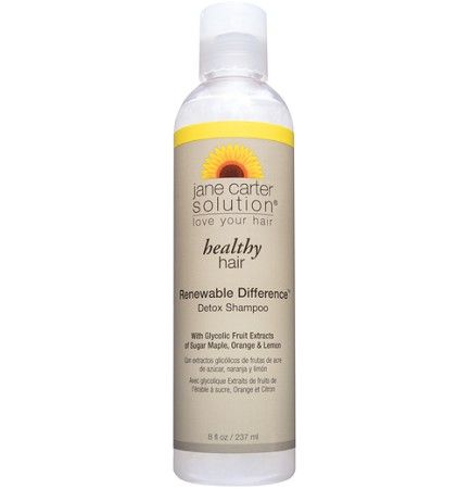 Jane Carter Healthy Hair Renewable Difference Detox Shampoo 8 oz  $5.95 Visit www.BarberSalon.com One stop shopping for Professional Barber Supplies, Salon Supplies, Hair & Wigs, Professional Product. GUARANTEE LOW PRICES!!! #barbersupply #barbersupplies #salonsupply #salonsupplies #beautysupply #beautysupplies #barber #salon #hair #wig #deals #sales #Jane #Carter #Healthy #Hair #Renewable #Difference #Detox #Shampoo