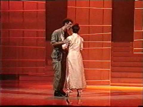 Miss Saigon  Last Night of the World - Lea Salonga & Simon Bowman (I still get goosebumps watching this show and listening to its soundtrack)