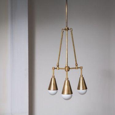 Apparatus Lighting Triad