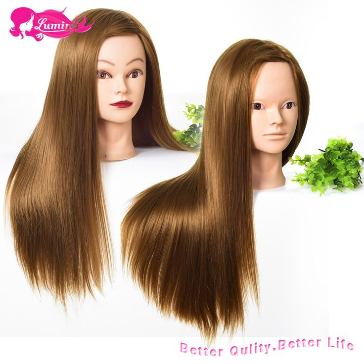 Manikin Hair Training Head Makeup Hairdressing Dolls Head With Hair Styling Practice Cosmetology Mannequin Heads for Wig Head    http://www.aliexpress.com/store/product/New-Doll-Head-Hair-20-Inch-Mannequin-Head-Hairstyles-Light-Brown-Hair-Mannequin-Head-For-Makeup/1899145_32601563137.html