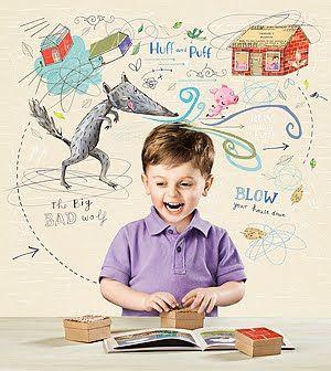 """Dyslexia at home: """"Η παράξενη ιστορία"""". Άσκηση μνήμης και Δυσλεξία."""