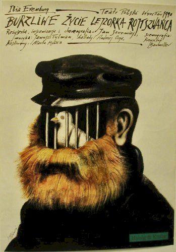 Polish Film Posters: Andrzej Pagowski