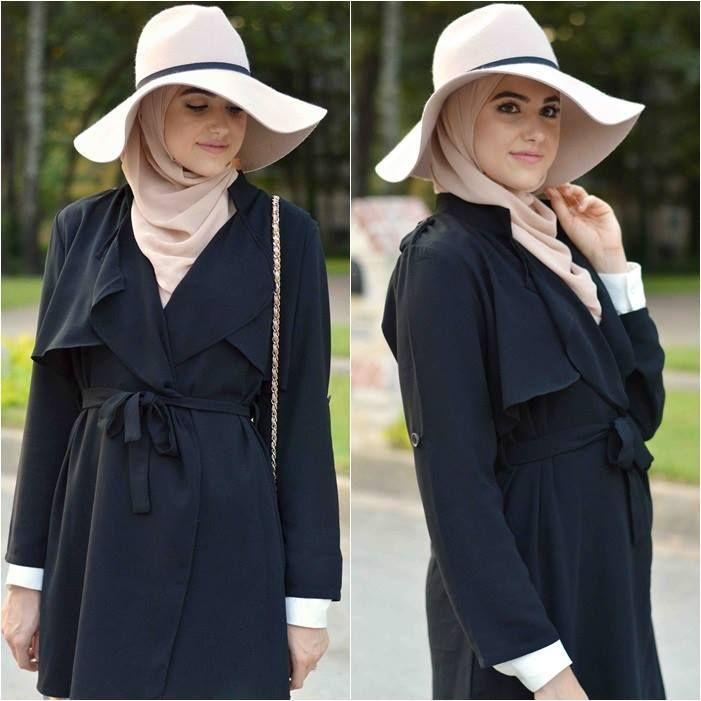 Casual Hijab Outfits – 20 Ways to Wear Hijab Casually