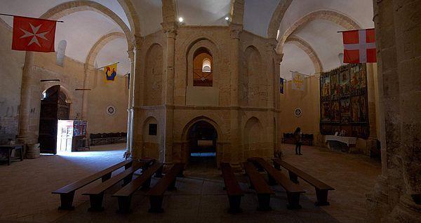 Iglesia de la Vera Cruz (Segovia) - Wikipedia, la enciclopedia libre
