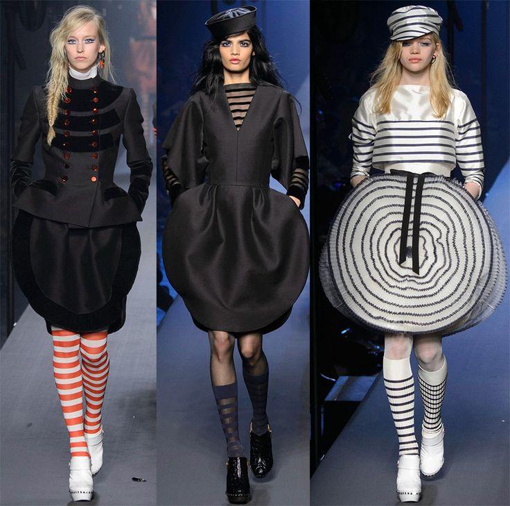 Авангардный стиль в одежде – фото лучших образов