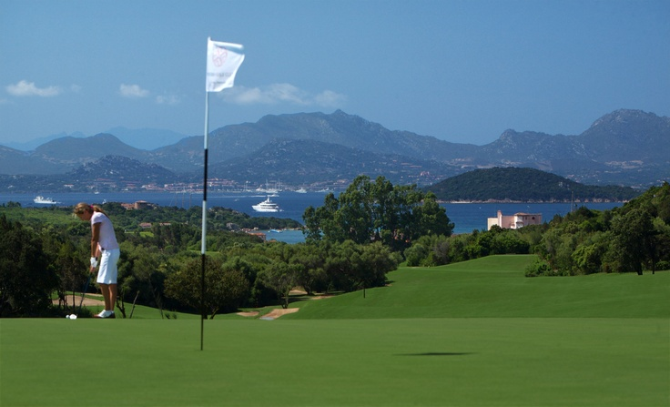 Pevero golf club, Costa Smeralda, Sardinia (Sardegna). For accomodations contact us at Immobilsarda.com
