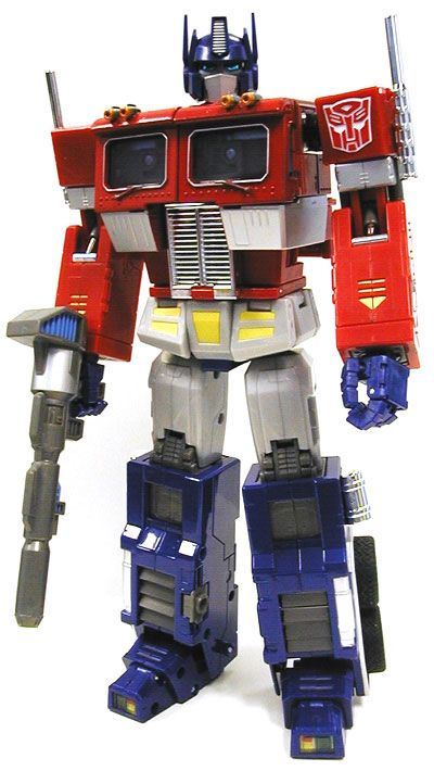 Transformers MP-1 Cybertron Commander Convoy by Takara
