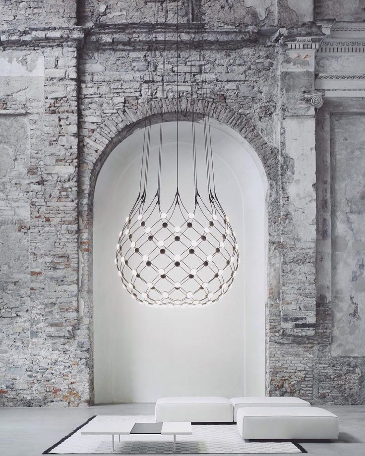 The dazzling 'Mesh' suspension lamp by @franciscogomezpaz for @luceplan_lighting is unlike any other. Its points of light are based on a precise geometry reflective of patterns from nature & can be lit up in several different combinations allowing the user to craft a unique ambience as the occasion calls for. Join us at next week's Spring Sale in the @sohodesigndistrict to enjoy special offers on premier designs like 'Mesh.' More details at the link in our profile…