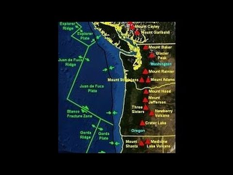 RED ALERT: US West Coast Earthquake IMMINENT as Cascadia Subduction Zone...
