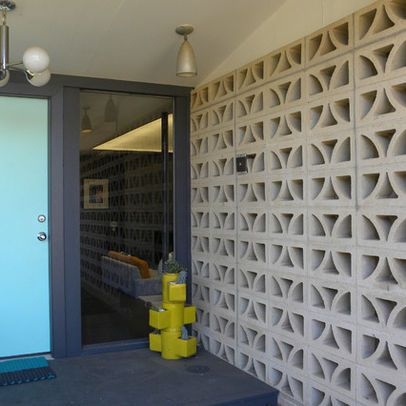 cinder block walls design ideas pictures remodel and decor http - Cinder Block Wall Design
