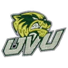 Utah Valley Wolverines Basketball Embroidered Patch, $5.99. FREE SHIPPING!