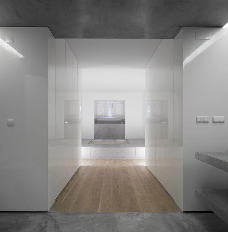 Rodrigo da Fonseca II Apartment | João Tiago Aguiar _arquitectos —
