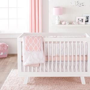 Collection Adelie - Ensemble de literie pour bébé 4 pièces/Literie/Bébé Bouclair.com bebe fille