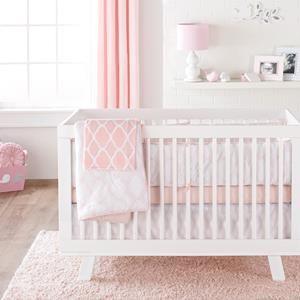 Collection Adelie - Ensemble de literie pour bébé 4 pièces/Literie/Bébé|Bouclair.com bebe fille
