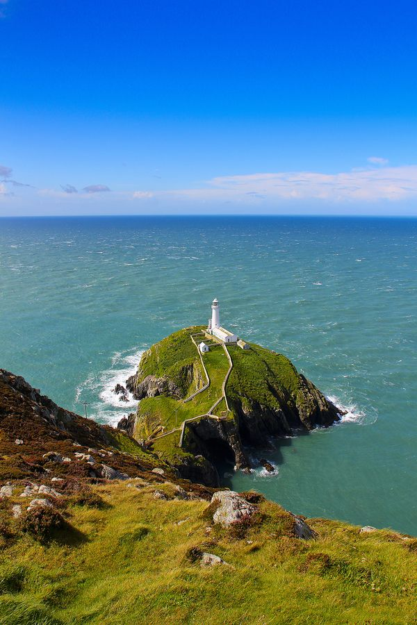 Holy Island - South Stack Lighthouse - Wales