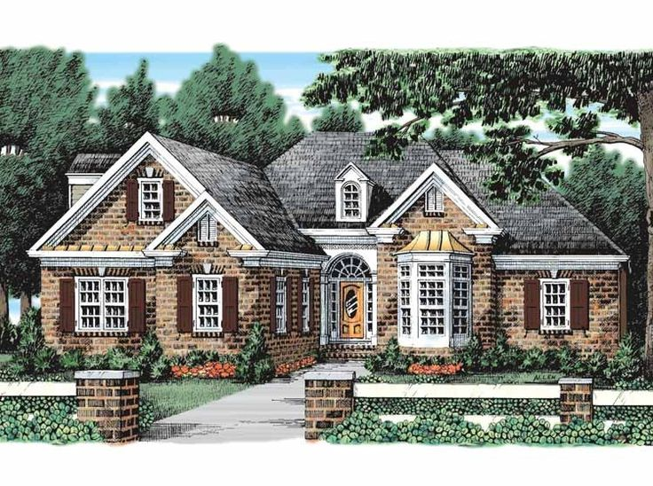 Eplans Cottage House Plan No Ordinary