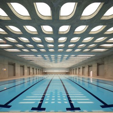 London Aquatics Centre for 2012 Summer Olympics: Location: Westminster, London…