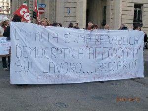 Sciopero generale, Spezia si mobilita contro il Governo Renzi