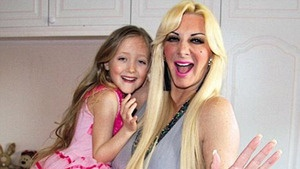 'Human Barbie' Trapped in Vicious Cycle of Promising Plastic Surgery to 7-Year-Old. Do you reckon this is wrong buying boob jobs for a seven year old?: Buy Boobs, Boobs Job, 7 Years Old, Wrong Buy, Promise Plastic, Vicious Cycling, Human Barbie, Plastic Surgery, Stupid Stuff