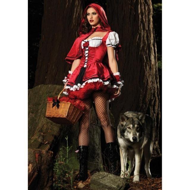 Хэллоуин костюмы ведьм и женщина Красная Шапочка сказка Disney Princess платье костюмы сценические игры в Европе и Америке - Taobao