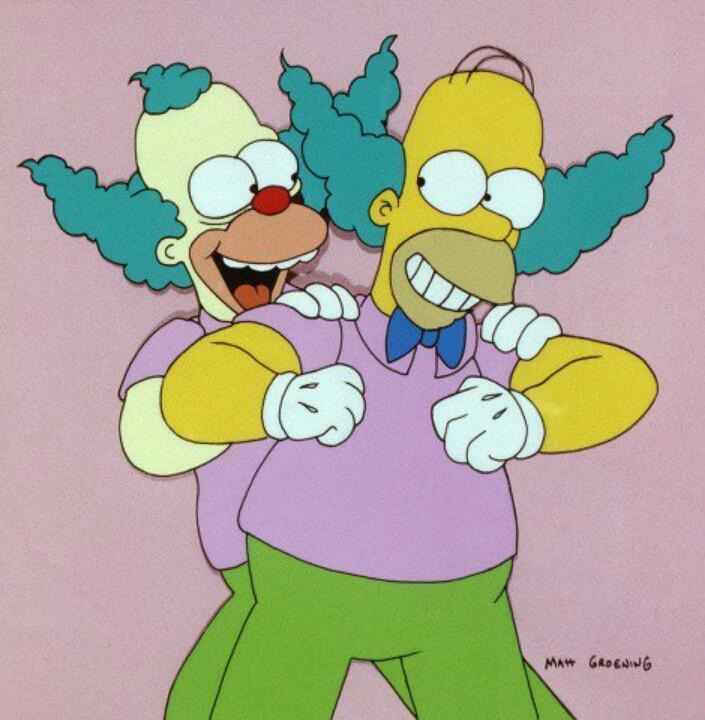 Школу стмпсоны клоунов про черия