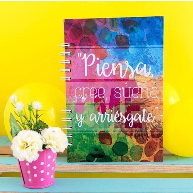 Hazlo todo! Pero se feliz!! #colombia #libretas #kollage #agendas