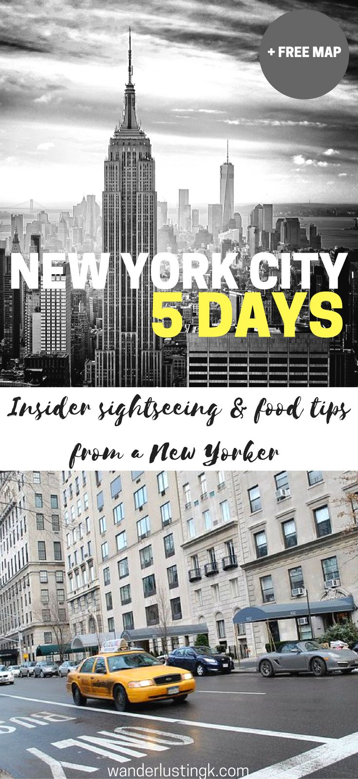 First Time Guide To New York City 5 Day Itinerary By A New Yorker