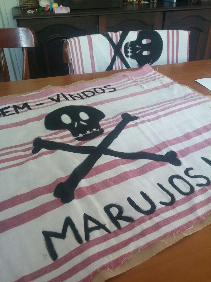 Bandeira pirata!!!