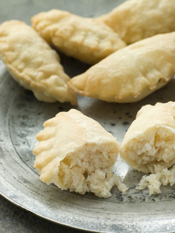 Diwali sweets: Karanji is a dough pastry filled with coconut or sugar and fruit