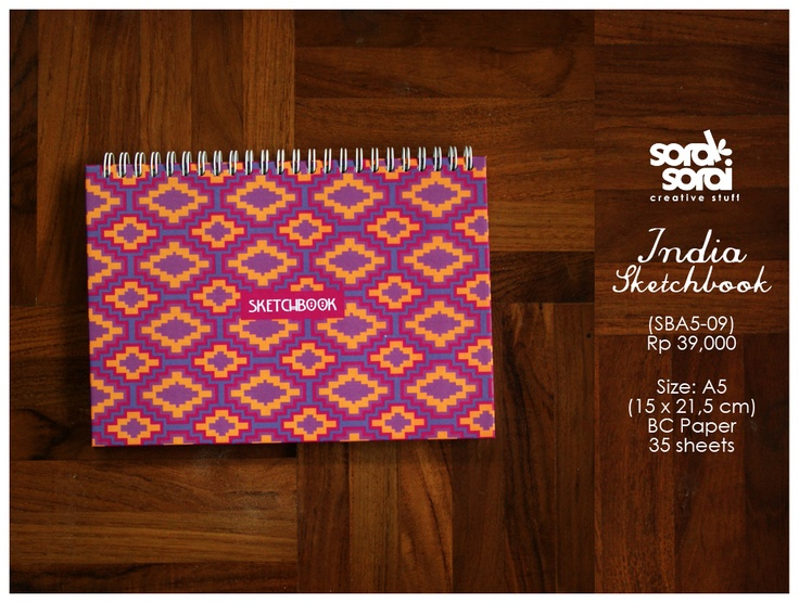 India Sketchbook by #soraksorai  designed by @Niken Handamari