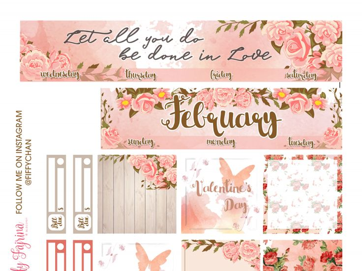17 Best Ideas About Wedding Planner Book On Pinterest: 17+ Best Ideas About February Month On Pinterest